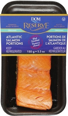 DOM RESERVE HOT SMOKED FISH
