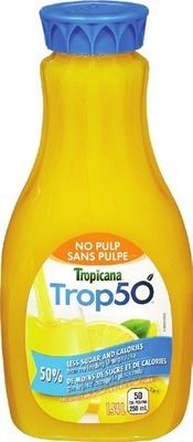 TROPICANA REFRIGERATED JUICE