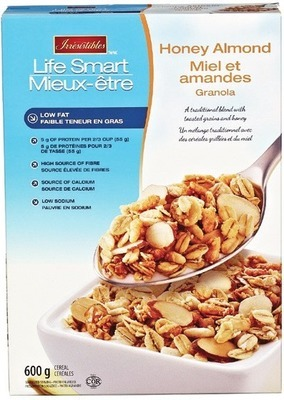 IRRESISTIBLES LIFE SMART CEREAL