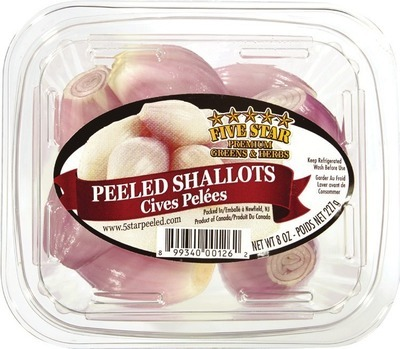 PEELED PEARL ONIONS OR SHALLOTS 227 g