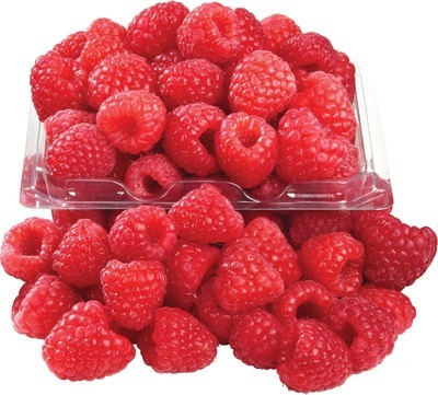RASPBERRIES 170 g, BLACKBERRIES 170 g