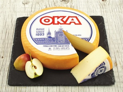 AGROPUR OKA CHEESE