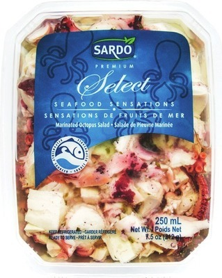SARDO SELECT MARINATED SEAFOOD