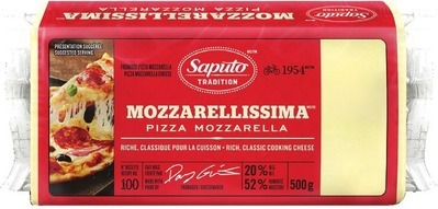 SAPUTO MOZZARELLA CHEESE BARS