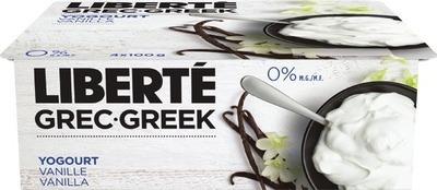 LIBERTÉ GREEK YOGURT