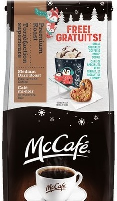 McCAFÉ GROUND ROAST COFFEE