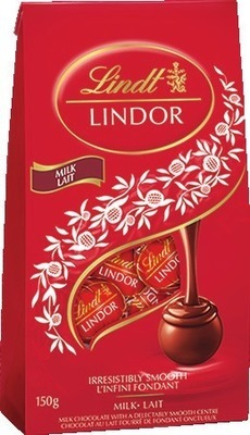 LINDT CHOCOLATE BAGS