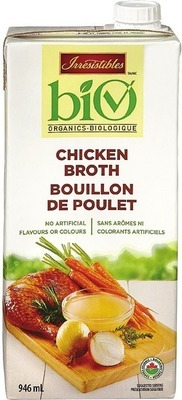 IRRESISTIBLES ORGANIC BROTH