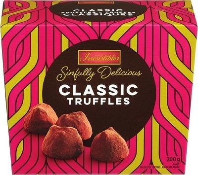 IRRESISTIBLES TRUFFLES