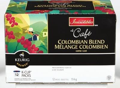 IRRESISTIBLES K‑CUP COFFEE CAPSULES