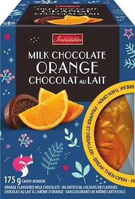 IRRESISTIBLES MILK CHOCOLATE