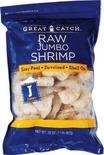 Jumbo White Shrimp