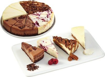 IRRESISTBLES DELECTABLE COLLECTION CHEESECAKE