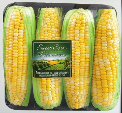 JUMBO CANTALOUPES OR SWEET CORN 4 PK