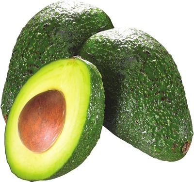 AVOCADOS PRODUCT OF MEXICO RED MANGOES PRODUCT OF BRAZIL
