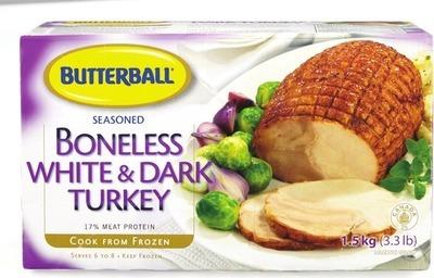 BUTTERBALL BONELESS TURKEY BREAST