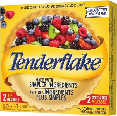 TENDERFLAKE FROZEN PASTRY SELECTED SIZES EAGLE BRAND CONDENSED MILK