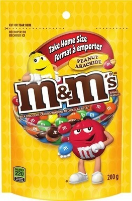 MARS CHOCOLATE BAGS