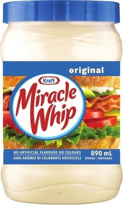 KRAFT MIRACLE WHIP OR SOMETHING SPECIAL PEPPER JELLY