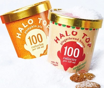 HALO TOP FROZEN DESSERTS