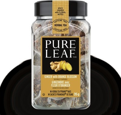 Pure Leaf Leaves or Tea Bags