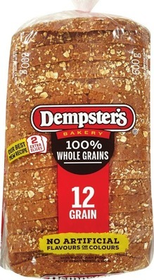 "DEMPSTER'S WHOLE GRAIN BREADS, HOT DOG OR HAMBURGER BUNS, WONDER BREAD OR BAGELS OR DEMPSTER'S OR WONDER 7"" TORTILLAS"