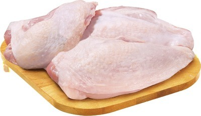 FRESH SPLIT CHICKEN BREAST