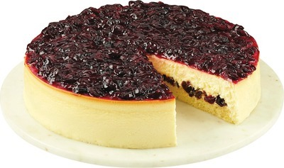 FRONT STREET BAKERY ORANGE CRANBERRY CHEESECAKE