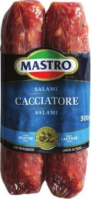 MASTRO CACCIATORE SALAMI OR HOT