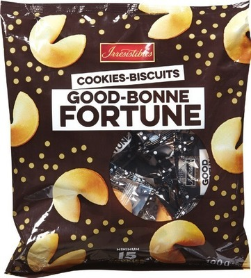 IRRESISTIBLES FORTUNE COOKIES