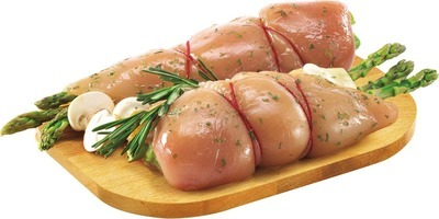FRESH STUFFED OR MARINATED CHICKEN BREAST