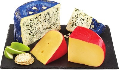BERGERON OR LOUIS CYR GOUDA CHEESE OR CASTELLO TRADITIONAL BLUE DELI CUT