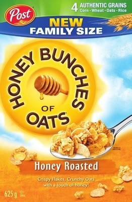POST CEREAL OR KELLOGG'S KASHI CEREAL