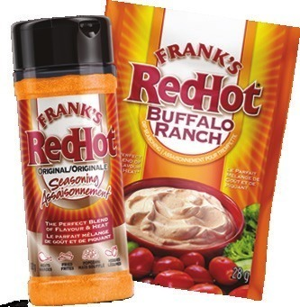 FRANK'S REDHOT SEASONING