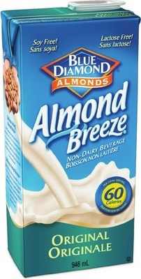 BLUE DIAMOND ALMOND BEVERAGE