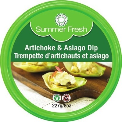 SUMMER FRESH DIPS