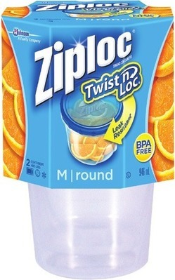ZIPLOC BAGS OR CONTAINERS