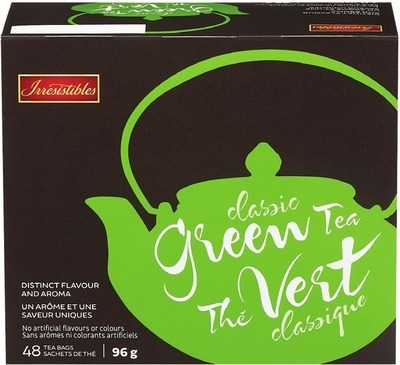 IRRESISTIBLES NATURALIA HONEY 500 g or IRRESISTIBLES GREEN TEA