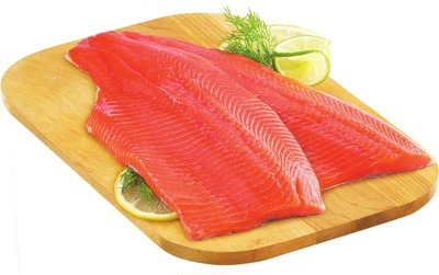 FRESH ONTARIO RAINBOW TROUT FILLETS, ROASTS OR STUFFED