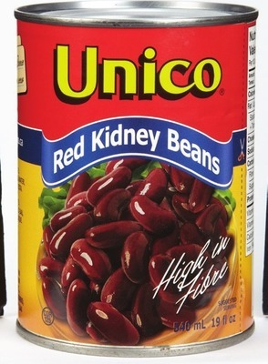 UNICO BEANS OR TUNA