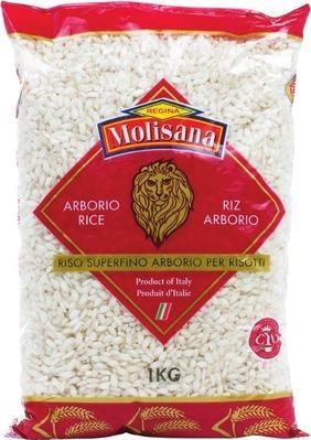 MOLISANA ARBORIO RICE OR ALESSI RISOTTO