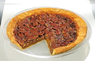 ST-DONAT MAPLE SYRUP PECAN PIE