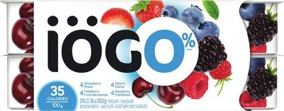 IÖGO MULTI‑PACK YOGURT