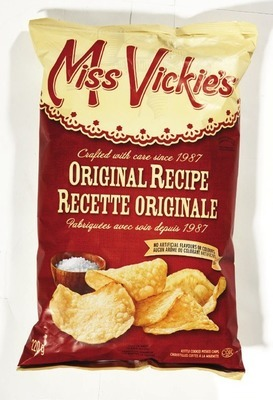 MISS VICKIE'S OR TOSTITOS TORTILLA CHIPS
