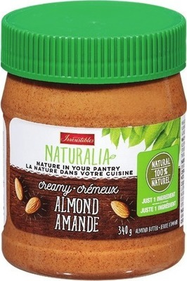 ALMOND BUTTER IRRESISTIBLES GROUND COFFEE 340 g or K-CUP COFFEE CAPSULES 12 un. or IRRESISTIBLES NATURALIA ALMOND BUTTER 340 g