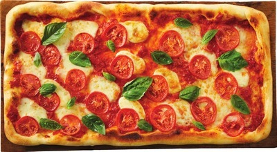 FRESH 2 GO ARTISANAL STONED BAKED PIZZA
