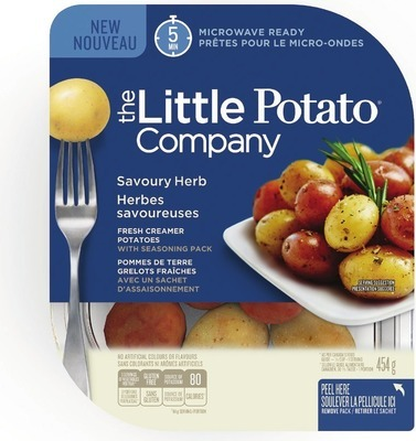 THE LITTLE POTATO COMPANY FRESH CREAMER POTATO KITS