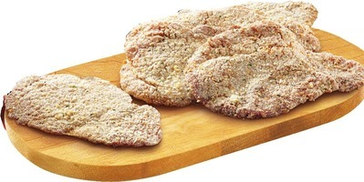 RED GRILL BREADED BEEF CUTLETS TENDERIZED