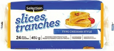 SELECTION SLICED CHEESE