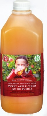 FOODLAND SWEET APPLE CIDER